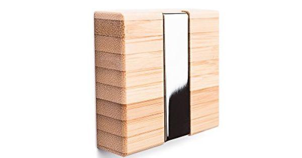 Garderobe Design 1er Haken Bambus Flip Hook One Bambo Garderobe