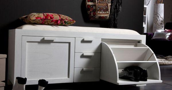 Muebles zapateros comprar online muebles zapateros for Mueble recibidor conforama