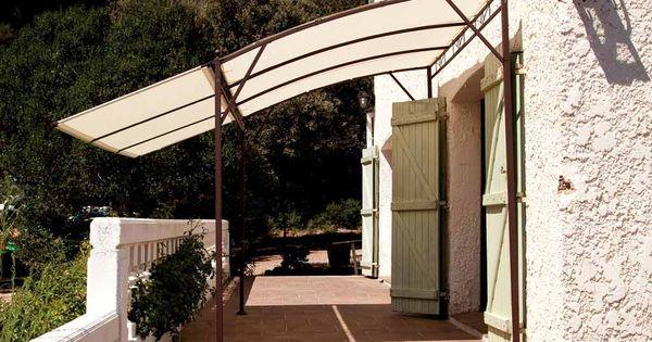 tonnelle loggia 3x2 m avec toile auvent idee pergola pinterest tonnelles auvents et toiles. Black Bedroom Furniture Sets. Home Design Ideas