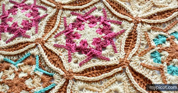 crochet patterns step by step instructions