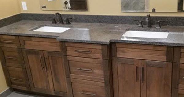 Steel Gray Leathered Countertop Grey Granite Countertops Leather Granite Granite Vanity Countertops