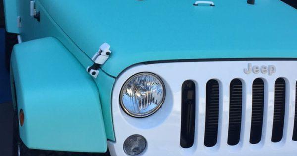 Willys Wagon Parts >> Jeffree Star's custom matte tiffany blue Jeep | Jeep | Pinterest | Blue jeep, Jeeps and Tiffany blue