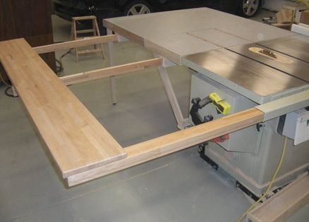 table saw accessories diy 3
