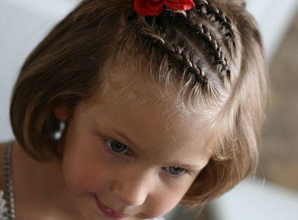 Little girl hair ideas!