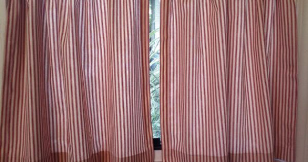 Cafe curtains tier curtains and curtains on pinterest