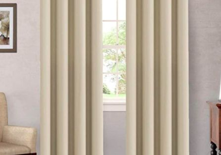 Pin By Julia Fleischer On Buckhead Apartment In 2020 Insulated Curtains Curtains Door Curtains