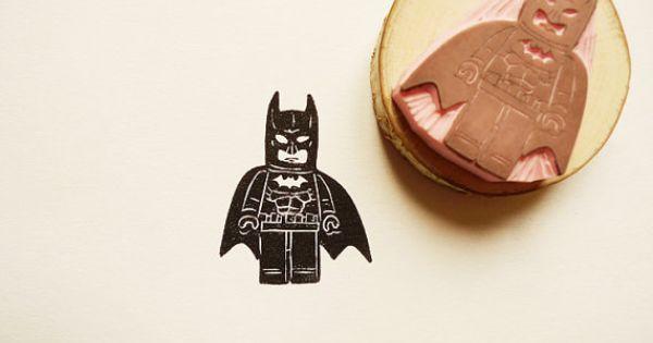 MUUUUUST HAAAAVEEE LEGO BATMAN STAMP!!!