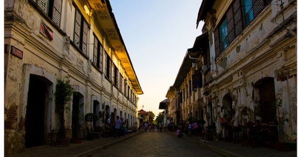 Travel Back In Time To The 15th Century Vigan Philippines Nice Places To Visit In The