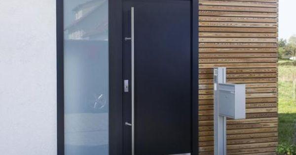 fenster haust r nebeneingangst r garagent r wohnungst r as07l alu haust r pinterest front. Black Bedroom Furniture Sets. Home Design Ideas