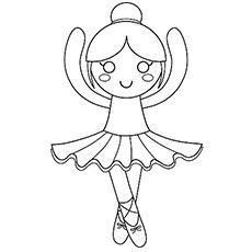 Top 10 Free Printable Beautiful Ballet Coloring Pages Online Ballerina Coloring Pages Dance Coloring Pages Cinderella Coloring Pages