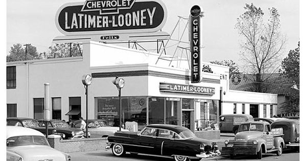Latimer Looney Chevrolet Dealership Kingsport Tennessee Chevrolet Dealership Chevrolet Car Dealership