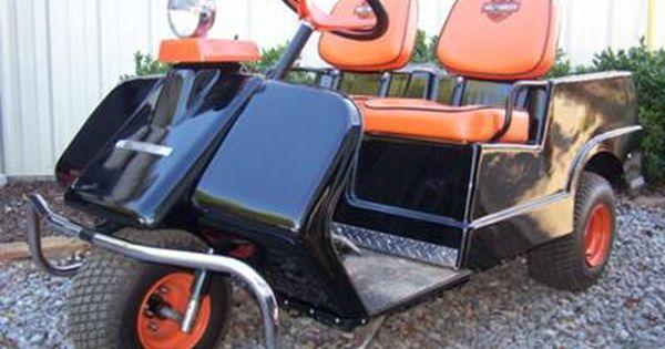Harley Davidson Golf Cart Repair Harley Davidson Gas
