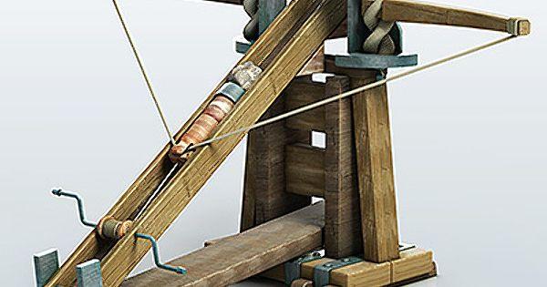 da vinci catapult instructions