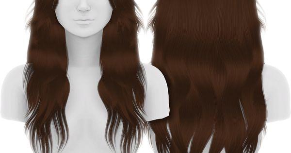 Simplicity Revival Hair. | Sims 4 cc | Pinterest | Sims ...