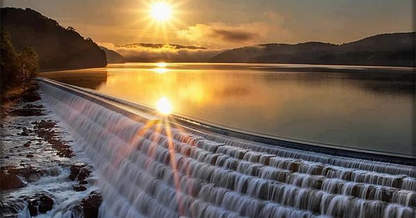 Croton Dam, in Croton on Hudson, NY...OMG, beautiful