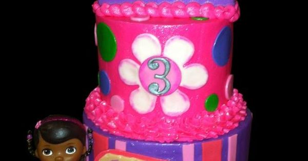 Doc Mcstuffins My Cakes Pinterest Cake And Birthdays