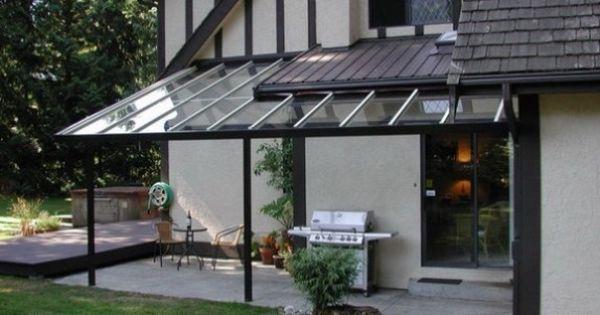 Glass Patio With Retractable Shades Patio Shade Pergola Patio