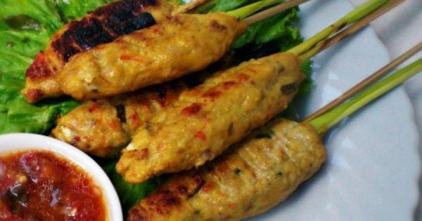 Resep Sate Daging Sapi Kelapa Parut Resep Daging Sapi Daging