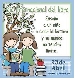 Ideas Para Celebrar El Día Del Libro En La Escuela Dia
