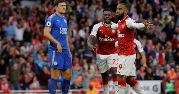 Match Highlights Arsenal V Leicester City Youtube Leicester City Premier League Arsenal Top Leicester City