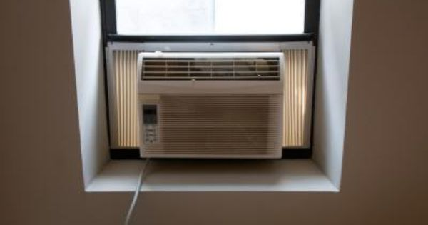 How To Insulate A Cold Air Leak Around The Air Conditioner Window Air Conditioner Frigidaire Air Conditioner Window Unit Air Conditioners
