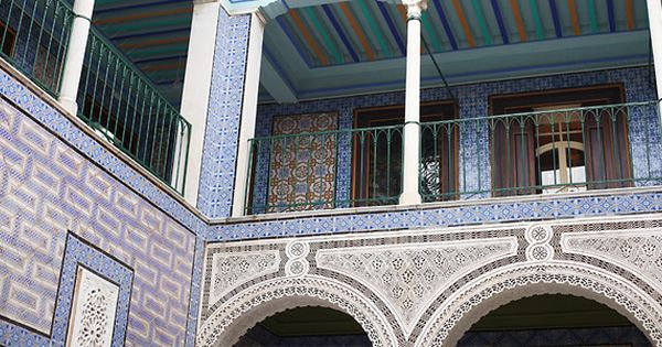 10 photos exceptionnelles de l architecture traditionnelle for Maison traditionnelle tunisienne