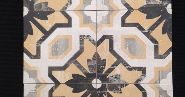 Arizona Tile Clementine Series For A Funky Floor Install