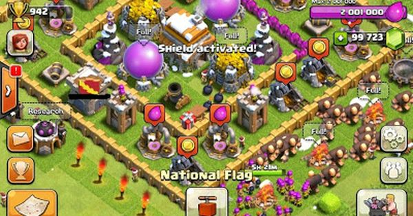 About Clash Of Clans Free Gems Whenever And Anyplace Internet