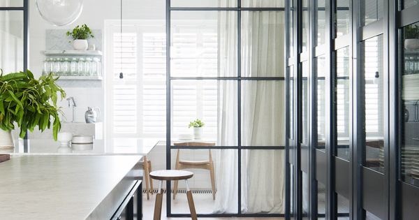 Carlton residence designed by Hecker Guthrie. Photo by Shannon McGrath, via The