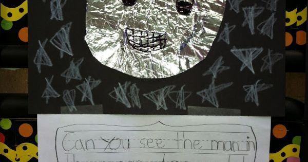 Kindergarten Class: To the Moon and Beyond.... | Science-Kinder ...