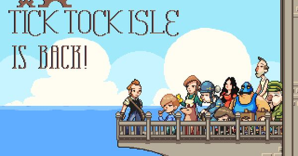 「Tick Tock Isle」的圖片搜尋結果