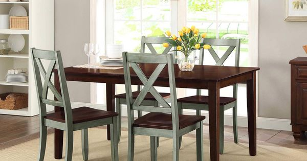 2d576d8c4376b54059ab95e18b7f9312 - Better Homes And Gardens Maddox 5 Piece Dining Set