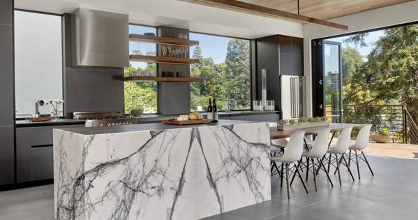 Oakland modern by knock architecture and design interior for Oakland kitchen design
