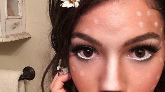 halloween makeup ideas ghost
