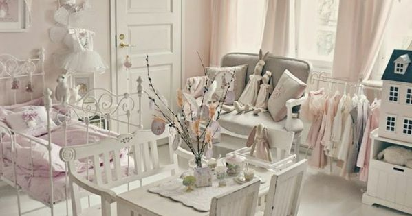 Les meubles shabby chic en 40 images d 39 int rieur shabby chic design and chic Shabby chic style interieur
