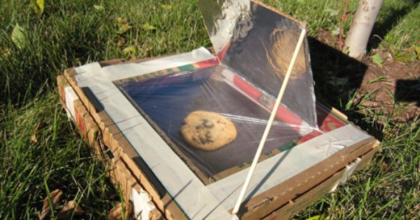 Kids Summer Science: Pizza Box Solar Oven