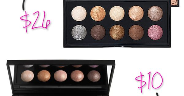 Splurge vs Steal: ELF Makeup Dupes You Can't Resist! ELF Baked Eyeshadow