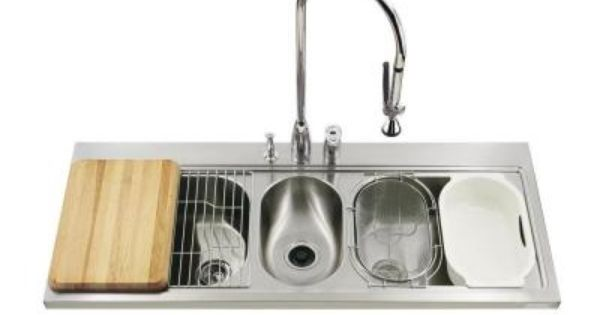 discontinued kitchen sinks kohler pro taskcenter self stainless steel 60x25 3347