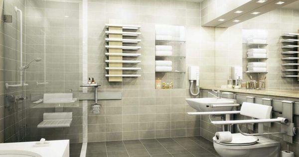 Bathroom Safety Features Bathroom Design Disabled Bathroom Bathroom