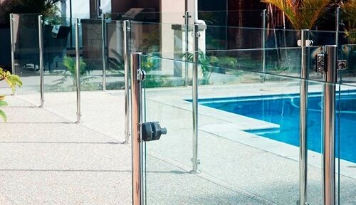 General Rules Of Glass Pool Fence Cost Tips And Guides Glass Pool Fencing Glass Pool Diy Pool Fence