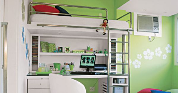 Ideas para habitaciones peque as decoraci n pinterest for Metro cuadrado decoracion