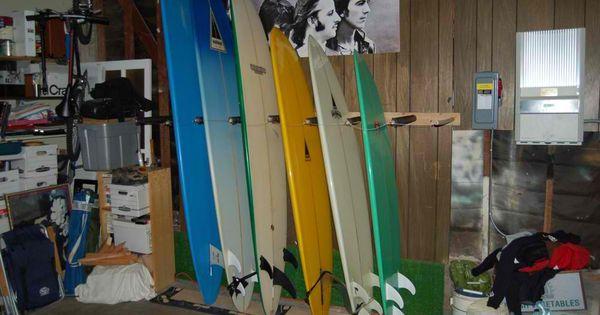 Surfboard Racks For Home Storage Houshold Ideas