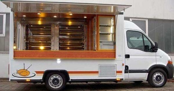 Motorized Catering Vans Catering Van Food Van Mobile Catering