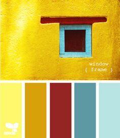 Www Google Com Fe Color Palette Design Seeds Mexican Colors