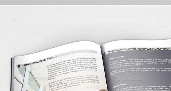 human resource procedure manual template