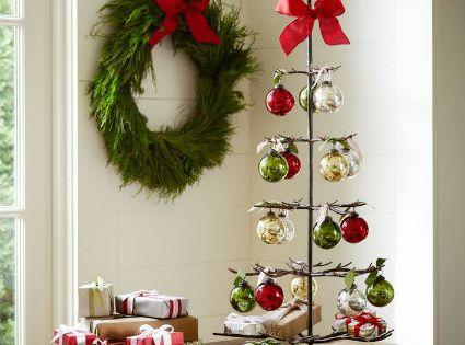 Una navidad muy elegante decoraci n navide a elegante y for Decoracion navidena elegante