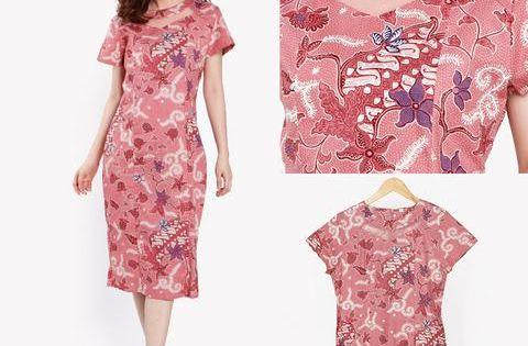 Floral Dress Korean Style 2019 Trend Baju Dress Ala Korea Dengan Motif Bunga Bunga Mode Korea Model Pakaian Pakaian Wanita