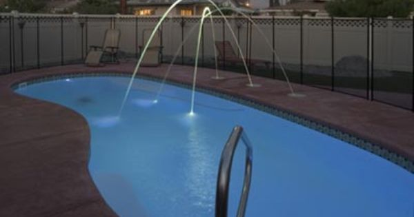 Lights Jets Swimming Pools Apex Cary Raleigh Nc