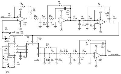 How To Make 5 1 Channel Amplifier And Speaker Setup Circuit Diagram