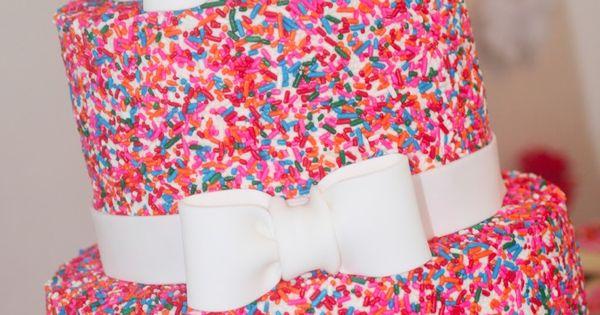 #teen girl's bday cake idea